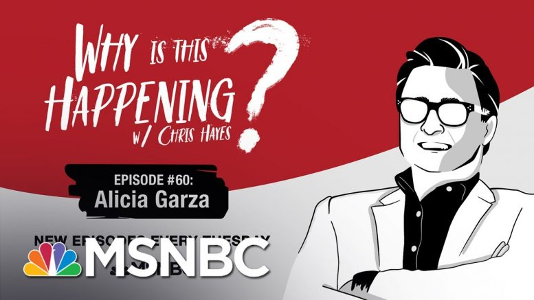 Chris Hayes Podcast With Alicia Garza | Why Is This Happening? - Ep 60 | MSNBC 1