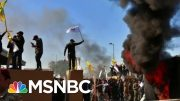 Trump's Max Pressure Policy On Iran Unleashes Sophisticated Response | MTP Daily | MSNBC 2