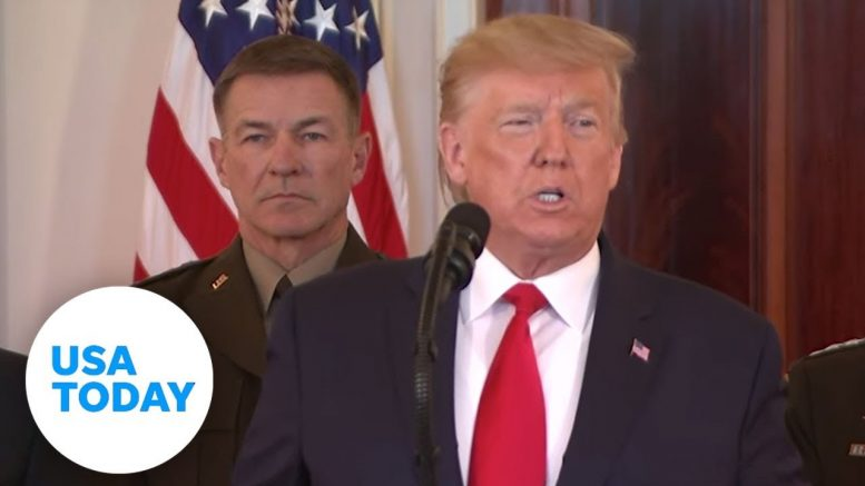 President Trump, Justin Trudeau on Iran tensions | Week In Review 1