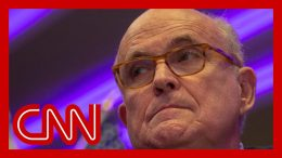 Sources: Rudy Giuliani lobbying to join White House impeachment defense team 8