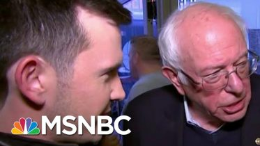 Near Half Of Sanders Supporters Have 'Extreme Enthusiasm' | Morning Joe | MSNBC 6