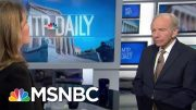 Lieberman: I Hope McConnell, Schumer Will 'Rise To The Occasion' Of Impeachment | MTP Daily | MSNBC 3