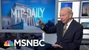 Joe Lieberman: Lawmakers Met Privately During Clinton Impeachment | MTP Daily | MSNBC 5
