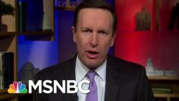 'This Lie Is Most Unforgivable:' Chris Murphy On White House Deception About Iran | All In | MSNBC 6