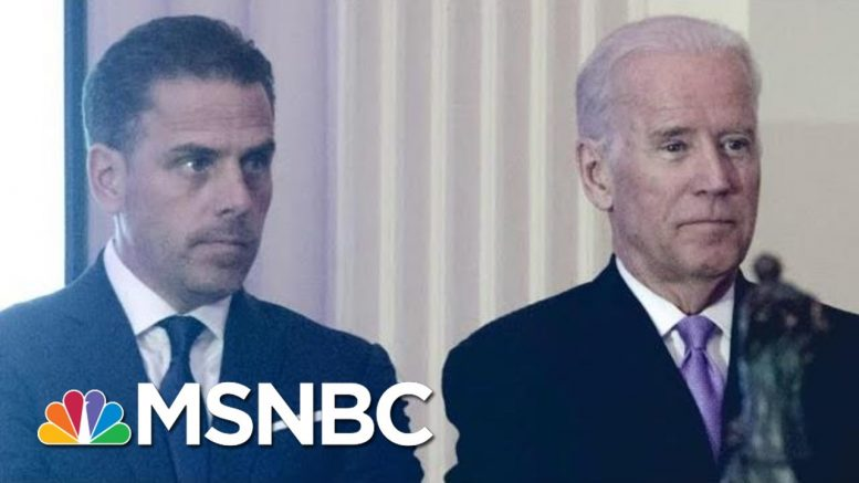 NYT: Russia Hacked Ukrainian Company At Center Of Impeachment Case | The 11th Hour | MSNBC 1