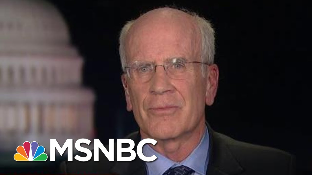 Fmr. FBI Official: 'This Is A Full-On Attack On Our 2020 Election' | The Last Word | MSNBC 4