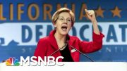 Warren Down, Biden And Sanders Up In Iowa Polling | Morning Joe | MSNBC 4