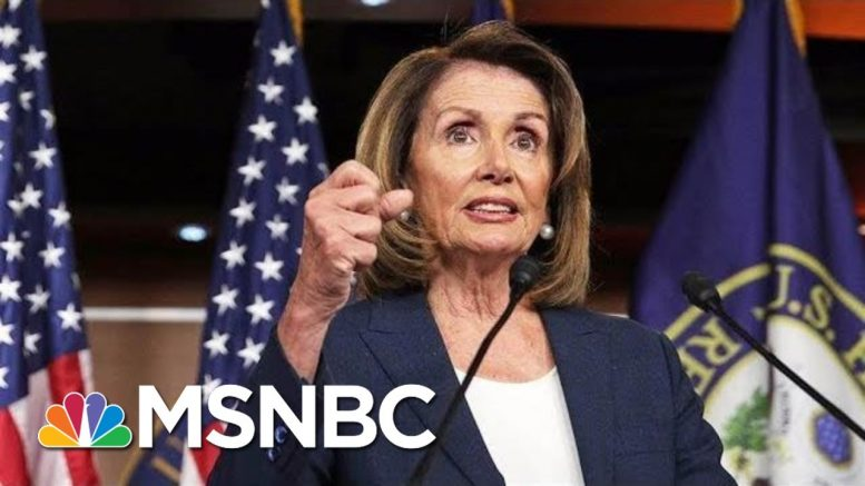 Pelosi Not Naming Impeachment Managers Yet, Sending Articles To Senate Wed. | Hallie Jackson | MSNBC 1