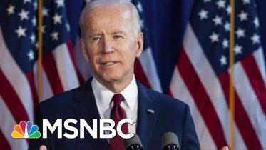 Joe Biden Takes The Lead In New Hampshire | Morning Joe | MSNBC 6