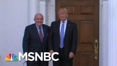 'Lawless Regime': Former Giuliani Colleague Blasts Trump Administration | MSNBC 6