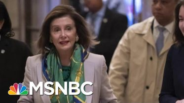 Nancy Pelosi To Name Democratic Impeachment Managers Tomorrow | MTP Daily | MSNBC 10
