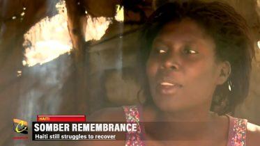 PRIME TIME CARIBBEAN: Haiti observes somber anniversary 6