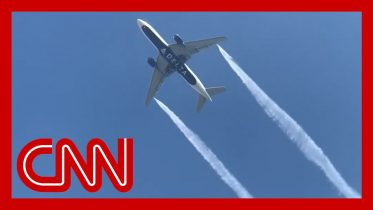 Plane dumps jet fuel on kids 6