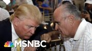 House Releases New Letter From Rudy Giuliani To Ukrainian President | All In | MSNBC 3
