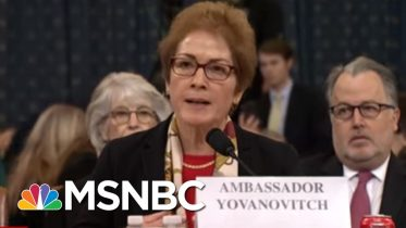 House Intel Member: New Parnas Documents 'Require Another Investigation' | The Last Word | MSNBC 6