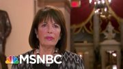 Jackie Speier: Criminal Enterprise Being Operated Out Of The White House | Hardball | MSNBC 4