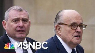 'Explosive' : House Releases Records From Lev Parnas | Hardball | MSNBC 6
