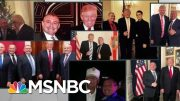 New Document Release Exposes Trump Connections To Parnas, Fruman | Rachel Maddow | MSNBC 4