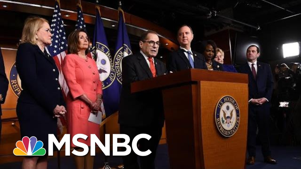 Jerry Nadler: Hunter Biden Is 'Not A Relevant Witness' For The Senate Impeachment trial | MSNBC 9