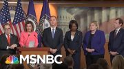 Nancy Pelosi Chooses Diverse, 'Talented' Team Of Litigators To Prosecute Trump | MSNBC 4