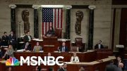House Votes To Send Articles Of Impeachment To The Senate | Velshi & Ruhle | MSNBC 3