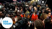 Behind the scenes look of the CNN/Des Moines Register Debate spin room | USA TODAY 5