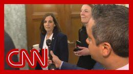 GOP Senator calls CNN reporter 'liberal hack' 8