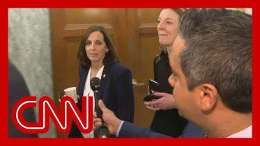 GOP Senator calls CNN reporter 'liberal hack' 6