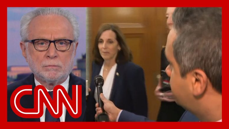 Blitzer slams lawmaker's smear of CNN reporter: Disgusting 1