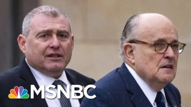 Lev Parnas Tells Maddow That Trump 'Lied' About Not Knowing Him | Hardball | MSNBC 10