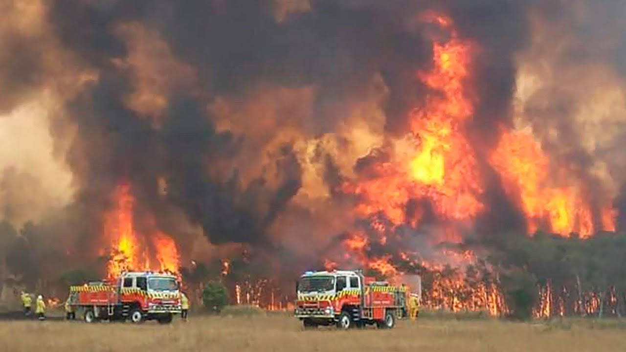 Monstrous weekend fires expected in Australia, 'leave now' warn officials 5