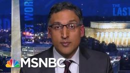 Neal Katyal: Parnas' Interview & New Evidence Is 'Damning' For Trump | The Last Word | MSNBC 3