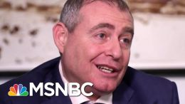 Key Player In Ukraine Scandal Opens Up About Ukraine & Trump | The 11th Hour | MSNBC 9