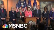'Betrayal': See House Prosecutor Preview Trump's Impeachment Trial | MSNBC 5