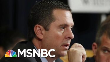 Why Is Nunes So Eager To Cover For Trump?: Analyst | Morning Joe | MSNBC 6