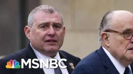 'Rudy Giuliani Is Responsible For The Impeachment' Of Trump | Morning Joe | MSNBC 3