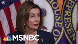 Nancy Pelosi: Government Watchdog 'Confirmed' Withholding Aid From Ukraine Was Illegal | MSNBC 3