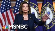 Nancy Pelosi: Parnas Interview Shows Barr Was 'Implicated' In Effort To Withhold Ukraine Aid | MSNBC 4