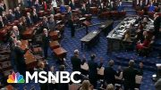 Chief Justice John Roberts Swears In Senators For Trump Impeachment Trial | MSNBC 5