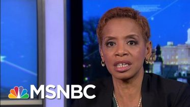 Donna Edwards Reacts To Elizabeth Warren, Bernie Sanders Hot Mic | MTP Daily | MSNBC 10