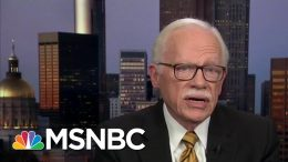 Clinton Impeachment Manager: Without Evidence, Witnesses Trump Will Be Acquitted | MTP Daily | MSNBC 8