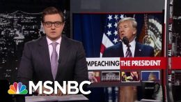 New Unredacted Emails Contain 'Clear Direction From POTUS To Hold: Report | All In | MSNBC 6