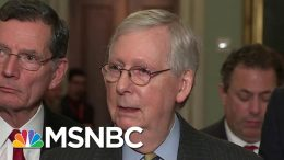 'He Got Caught': Pelosi Played McConnell On Trump Impeachment | The Beat With Ari Melber | MSNBC 7