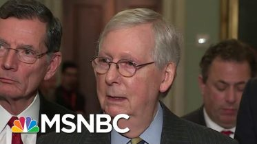 'He Got Caught': Pelosi Played McConnell On Trump Impeachment | The Beat With Ari Melber | MSNBC 6