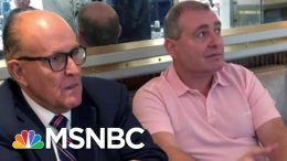 Daily Beast: Lev Parnas Felt 'Betrayed' By Trump Friendly Legal Team | Hardball | MSNBC 9