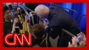 Sing, speak, shake, repeat. This is every campaign rally 3