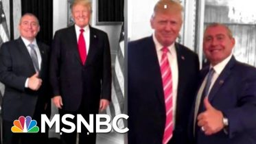Trump Now Says He Doesn't Know Lev Parnas. He's Pulled This Trick Before. | The 11th Hour | MSNBC 6