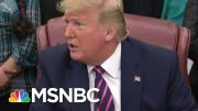 Joe: Trump Is Talking To Himself When He Says Impeachment A Hoax | Morning Joe | MSNBC 4
