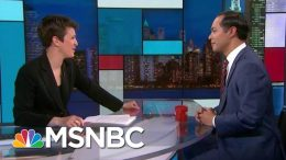 Julian Castro: Caucus And Presidential Nomination Process Needs To Change | Rachel Maddow | MSNBC 3