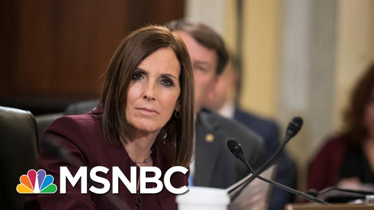 Sen. Martha McSally Not Thinking Long Term, Says Fmr. RNC Chair | Morning Joe | MSNBC 5